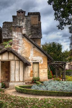 There Must Be More Than This Provincial Life (Marie Antoinette's Hamlet) by IPBrian, via Flickr