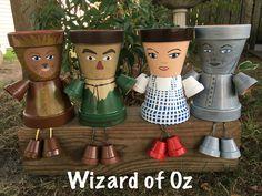Wizard of Oz Dorothy Lion Scarecrow & Tin Man costume