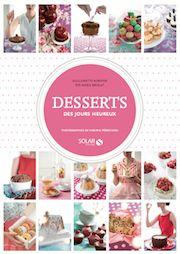 Livre Desserts des jours heureux