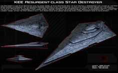 Resurgent-Class Star Destroyer ortho [New] by unusualsuspex.deviantart.com on @DeviantArt