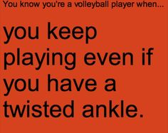 Yes cause I twist my ankle a lot