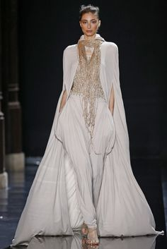 Loris Azzaro Couture Spring 2015 - Slideshow