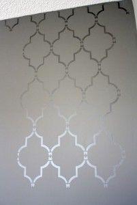 Recomendaciones al usar pintura metalizada