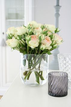 Roses by herz-allerliebst, via Flickr