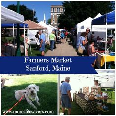 Farmers Market Sanford Maine | http://www.momslifesavers.com/farmers-market-sanford-maine/ #sanford #maine #farmersmarket