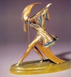 bailarin exótico--GERDAGO CIRCA 1906 –