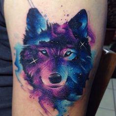 "5,472 Likes, 31 Comments - Adrian Bascur (@adrianbascur) on Instagram: ""Trigalx AB #tattoo #tatuaje #galaxy #star #ab #nebulosa #space #espacio #universo"""
