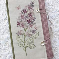 """Sweet Lilacs ~ book"
