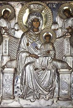 чудотворной иконы Божией Матери «Экономисса»