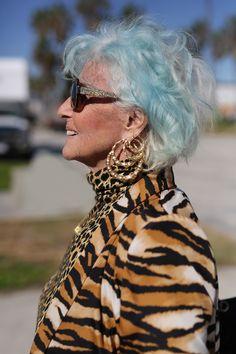 Roberta Haze, Venice Beach Boardwalk