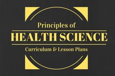 Principles of Health Science: Where to Find Great Content