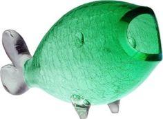 I love the blenko fish. Made in WV!