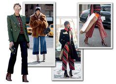 Aposte na calça mais curta neste inverno 2015 (Foto: Reprodução/Vogue Brasil)
