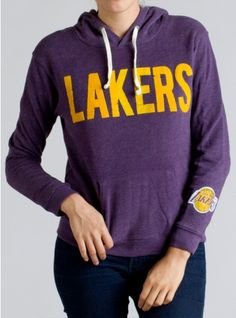 5b238ec4f NBA Los Angeles Lakers Pullover Hoodie Nba Shirts