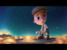 La Luna (Pixar) the whole short film is so calmingly and comforting and beautiful, especially with the Italian feel of it :)