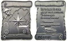 Pirate Treasure (Antique Silver)