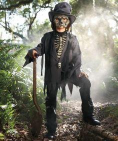 gravedigger boys costume