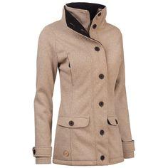 Kabát softshellový dámský WOOX Ovis Concha 38f6e57d4b