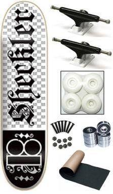 Plan B Ryan Sheckler Limited 7.75 Skateboard Deck Complete by Plan B. $78.99. Top Quality Brand New, Plan B Complete Skateboard
