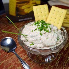 Lea's Cooking: Cream Cheese Tuna Spread