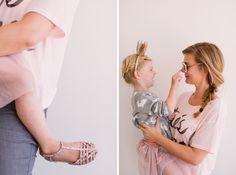 Mama & Me – Soft Pink