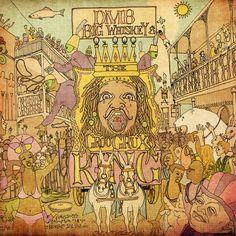 dave matthews band . big whiskey and the groogrux king