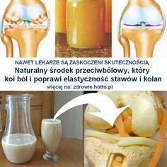 Przepis na naturalny domowy środek przeciwbólowy, który koi ból i poprawia elastyczność stawów i kolan