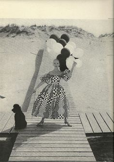Francesco Scavullo |     Harper's Bazaar Dec 59