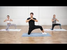 Stephen Pasterino is a trainer for many Victoria's Secret models, and he's here to help you tighten and tone your butt and legs. This workout, which focuses on