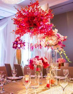 Get Inspired: 54 Enchanting Wedding Centerpiece Ideas
