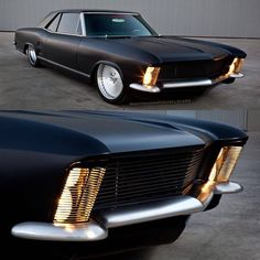 Muscle Cars Are Generally High Performance With Rear Wheel Drive. Muscle Cars Are Famous Because Of High Powerful Engine And Durability. Custom Muscle Cars, Custom Cars, Cool Muscle Cars, Chevy, 1965 Buick Riviera, Sweet Cars, American Muscle Cars, Lowrider, Car Photos