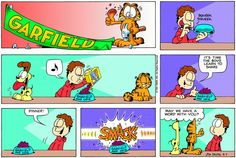 Garfield & Friends | The Garfield Daily Comic Strip for March 07th, 1999