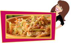 Slaw & Order Recipe | Pasta la Vista! | Hungry Girl TV Show