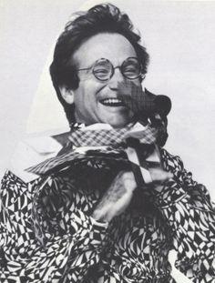 Robin Williams, 1986