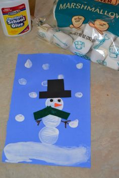 10+ Snowman Activities For The KidsSnowmen from White Glitter PlaydoughLetter S: snowman craft