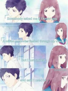 Anime: Ao Haru Ride