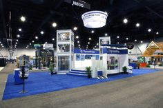 Tradeshow Booth with Elevator