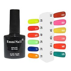 Tint UV Gel Colorful Nail Polish (10ml,1 Bottle) ** You can get more details by clicking on the image.