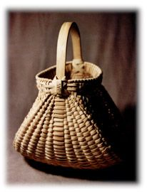 "Oriole Basket 13"" x 6""...Precious, just love this basket awwwesome shape!!!!"