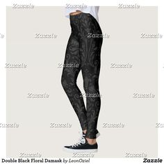 Discover Elegant leggings at Zazzle! Leggings Fashion, Vintage Patterns, Dressmaking, Damask, Things That Bounce, Shop Now, Black Jeans, Girly, Elegant