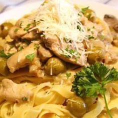 Stoofpot met kip en olijf recept - Recepten van Allrecipes