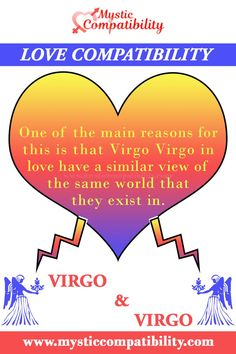 One of the main reasons for this is that Virgo Virgo in love have a similar view of the same world that they exist in. #Virgo #Virgo #Relationship #Compatibility #Virgo_Virgo #Relationship_Compatibility #VirgoVirgo #RelationshipCompatibility #Zodiac_Signs Virgo And Aquarius Compatibility, Leo And Aquarius, Aquarius Relationship, Libra Relationships, Relationship Compatibility, Serious Relationship, Relationship Advice, Zodiac Signs, Frases