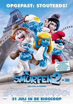 De Smurfen 2 Film - Met VitalDaddy op 31/7/13 gratis naar de film in Pathé Scheveningen.