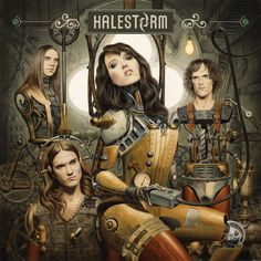 Halestorm - Halestorm (Full Album) HD - YouTube