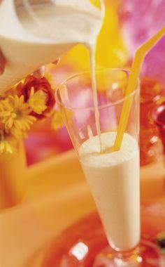Abrikozenyoghurtshake - Boodschappen