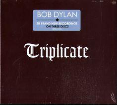 "Bob Dylan "" Triplicate "" 3 CD"