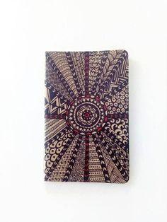 Moleskine Zentangle Cahier Journal Original