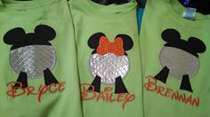 For Epcot park day! Disney Diy, Disney Crafts, Cute Disney, Disney Style, Disney Magic, Disney 2017, Disney World Trip, Disney Vacations, Disney Trips