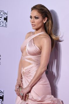 Jennifer Lopez – 2014-11-23 – attends the '2014 American Music Awards' at Nokia Theatre L.A. Live in Los Angeles (no. 6784)