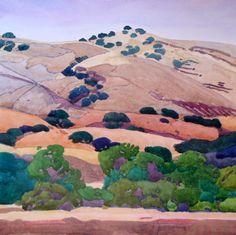 Paso Arts Fest Wet Paintings